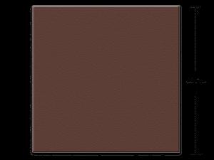 กระเบื้องดินเผา สีช็อกโกแลต 01