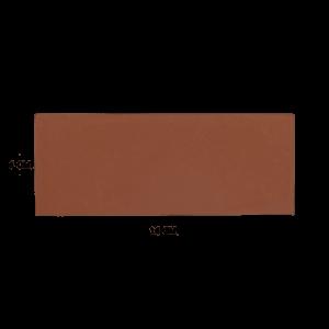 กระเบื้องดินเผา สีธรรมชาติ 6x16