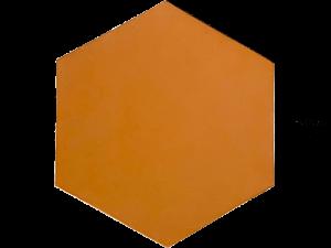 กระเบื้องดินเผา ลายรังผึ้ง 2x20x23 cm
